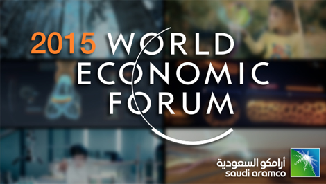 2015 World Economic Forum 'Where Energy Is Opportunity'