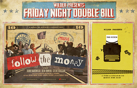 Friday Night Double Bill