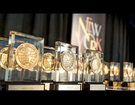 Two Silvers & A Bronze at The 2015 New York Festivals