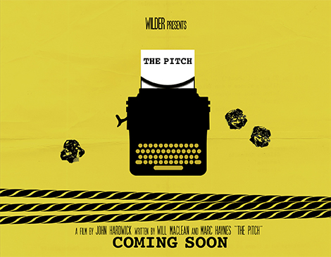 "Wilder To Shoot New Short ""The Pitch"""